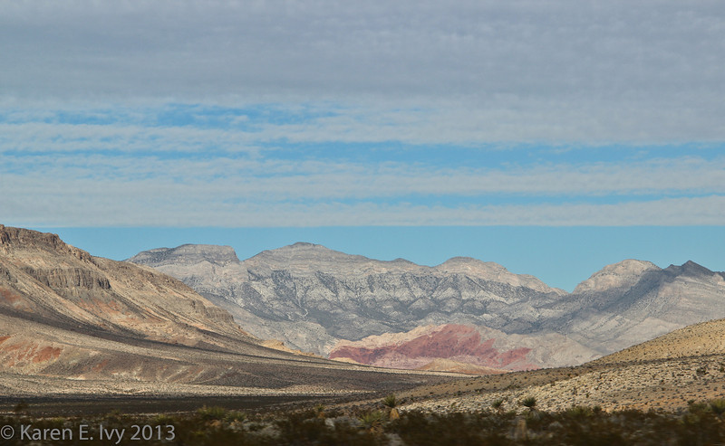 Spring Mountains and Calico Hills
