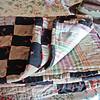 Grandma's quilt, hand made