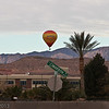 Hot-air balloon rides in the neighborhood