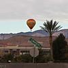 Hot-air balloon rides in the neighborhood