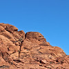 Calico Hills - what a face that rock has!