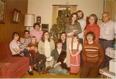 Howell family 1975