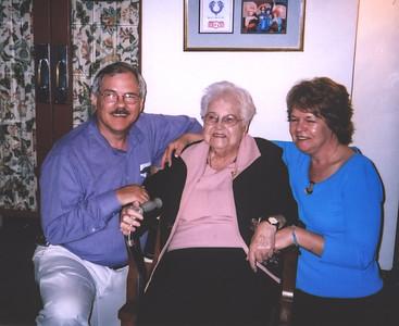Eddie, Jean, Sue birthdays