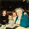 Leigha, Bailey, Sue & Jean 2000