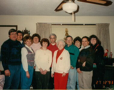 Howell family 1993