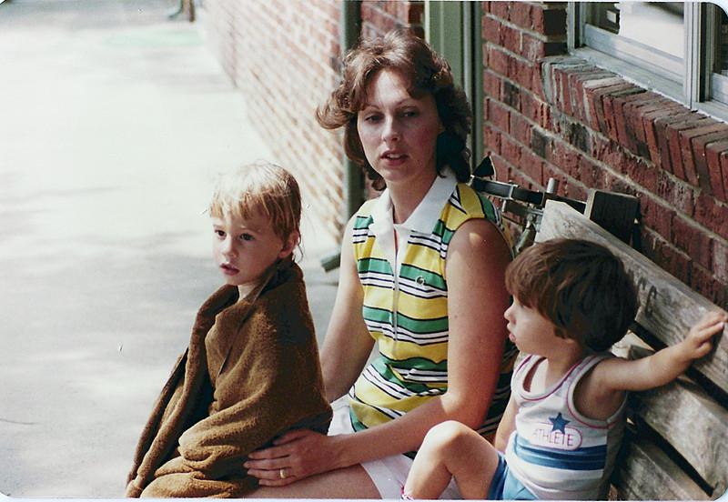 Rose & kids