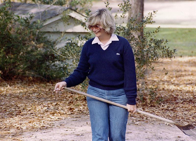 Valerie Tyndall 1983