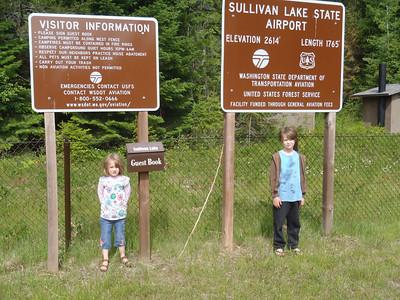 Sullivan Lake 2011-07-08