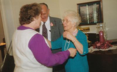 Ellis, Eileen & Lydia Sullivan