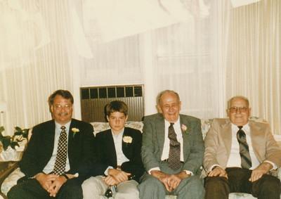 Nick & Andrew Hiller, Ellis Sullivan, Dale Clark