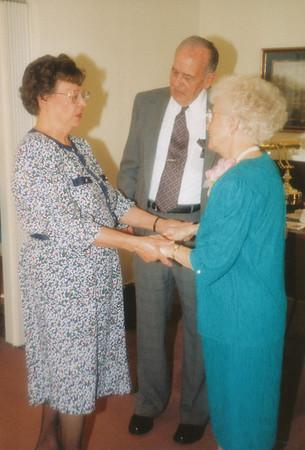Joan Hiller, Ellis & Eileen Sullivan