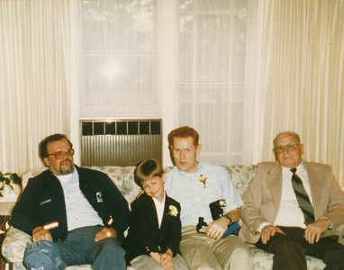 Steven Clark, Jacob Hiller, Stephen Sullivan, Dale Clark