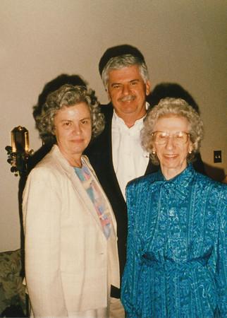 Janet Monti, Gene & Mike Sullivan