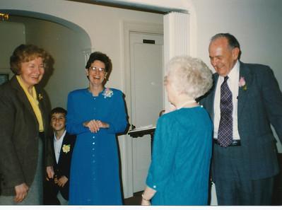 Jane Hiller, Eileen & Ellis Sullivan