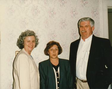 Janet Monti, Connie Robinson, Mike Sullivan