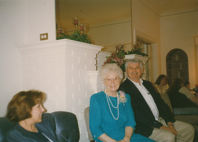 Connie Robinson, Eileen & Mike Sullivan
