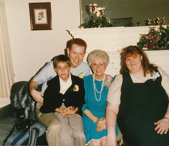 Jacob Hiller, Stephen, Eileen & Joyce Sullivan