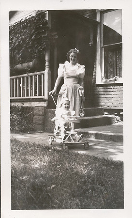 Eileen & niece 2