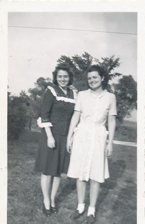 Eileen & Jean