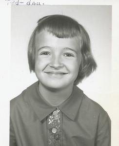 Teddi Ruth Bell 9-1961 (Daughter of Ted& Barbara Bell)