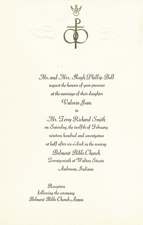 Wedding Invite (Valoria Jean Bell)