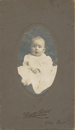Elmo Bell (infant)