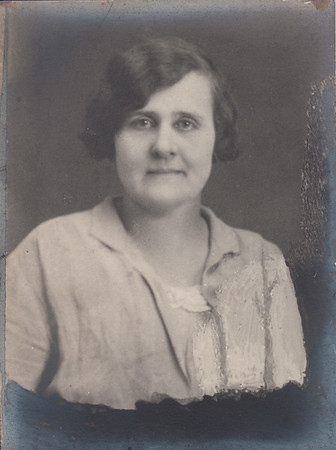 Iona (Bowyer) Sullivan - circa 1927
