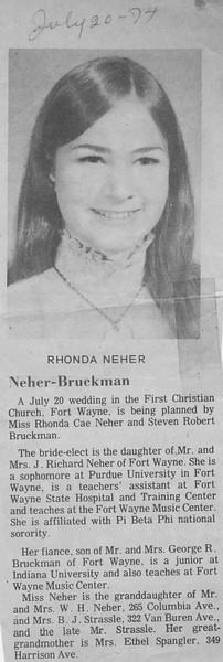 Neher-Bruckman - 20JUL1974