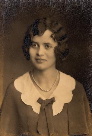 Evelyn Janice Wilson Bowyer