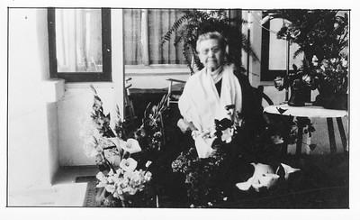 Kate (DeLawter) Leebrick - Taken 01May1936 (87th Birthday)
