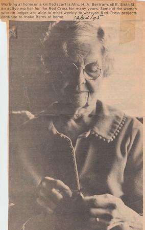 Laura (Wilson) Bertram - 24DEC1975