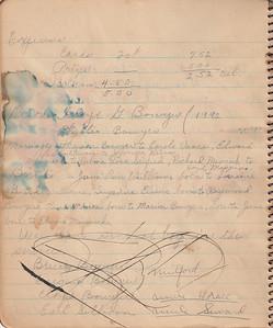 John & Susan Bowyer Family Reunion Minutes 1941