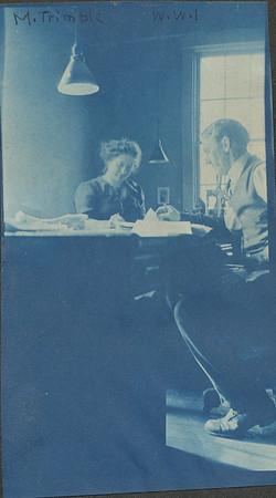 M Trimble (WW1)