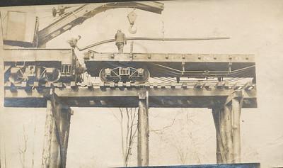 Clearing Creek Elkhorn Bridge