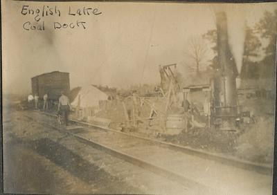 English Lake Coal Dock