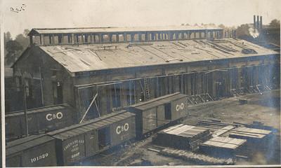 C&O Peru Yard