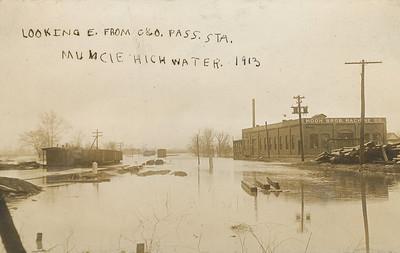 Muncie High Water 1913