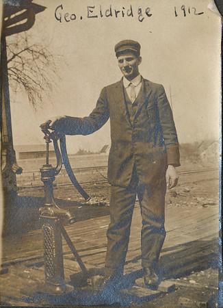Geo  Eldridge 1912