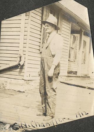 C N  Chandler 1912