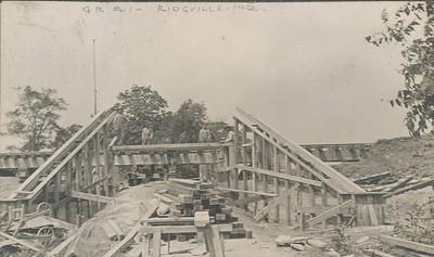 Bridge at Ridgeville IN