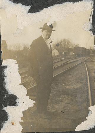 Unknown Man 8