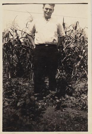 Harry Gordon Clark - in the corn