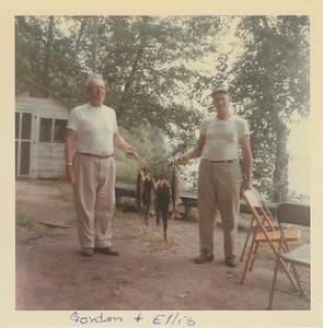 Harry Gordon Clark & Ellis Sullivan - Beaver Dam - 1966