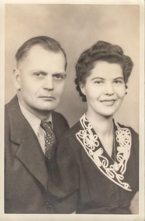 Harry Gordon Clark & Elizabeth (Brown) Clark