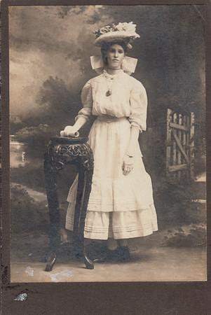 Pansy Ethel Robertson