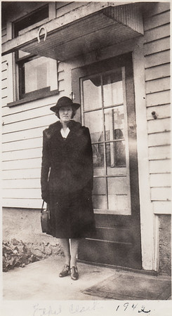 Pansy Ethel (Robertson) Clark - 1942