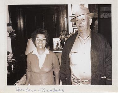 Elizabeth (Brown) & Harry Gordon Clark