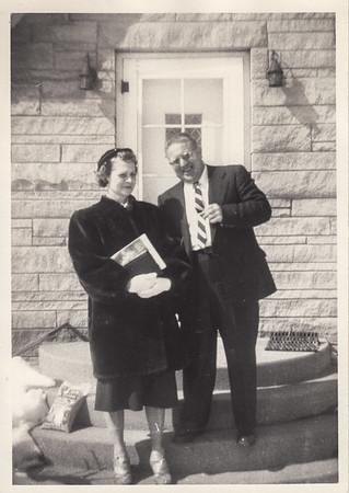 Helen (Clark) & Milton Long