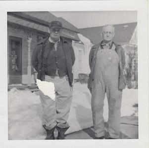 Harry Gordon Clark & Orval Clark