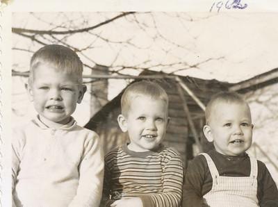 Brad, Brian, Mark 1965